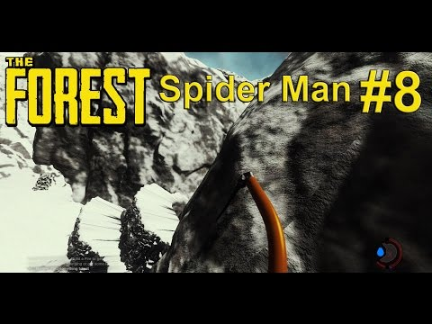 The Forest Part 8 - Spider Man