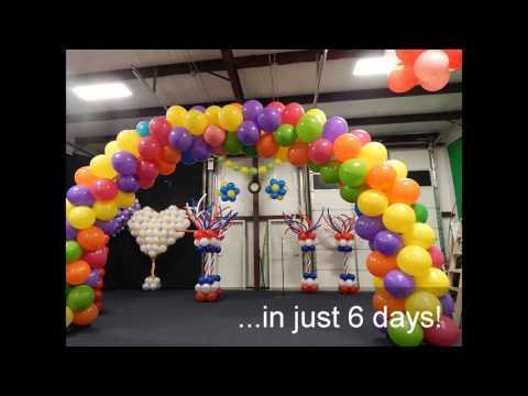 Balloon Decorating Classes | Learn Balloon Decorating at Balloon Decorating Institute