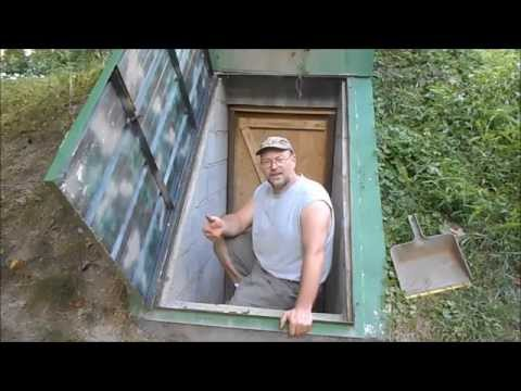 My Root Cellar Storm Shelter