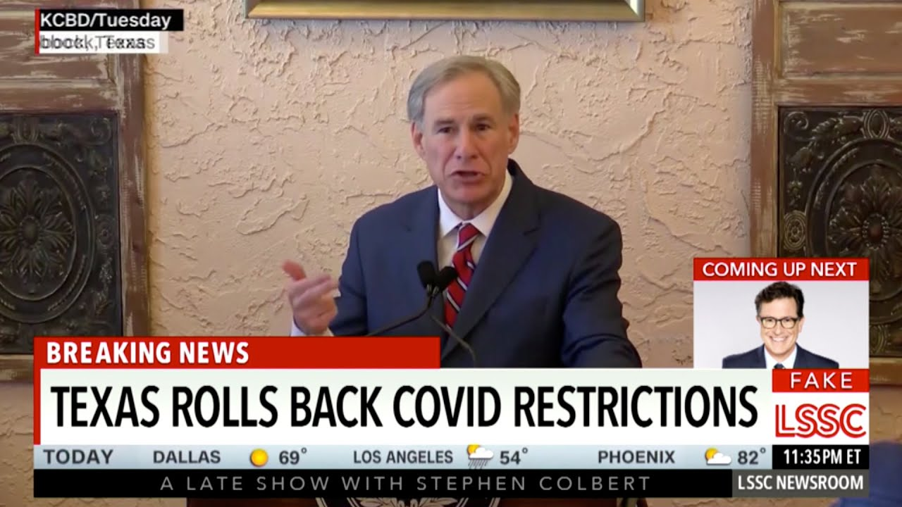 Texas Cowboys Are Very Confused About The Governor's Announcement