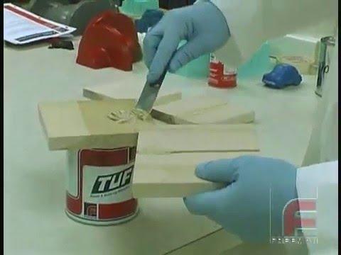 Tuf Repair & Buildup Materials