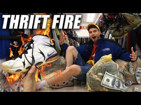 Trip to the Thrift #220 | CHRISTIAN DIOR, ADIDAS GRAILS, TOMMY!!