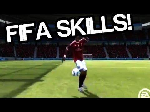 FIFA 12 Skills Tutorial PS3