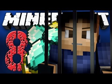 CHARITY FOR WOOFLESS! (Minecraft Prison: JAIL BREAK! EPISODE 8)
