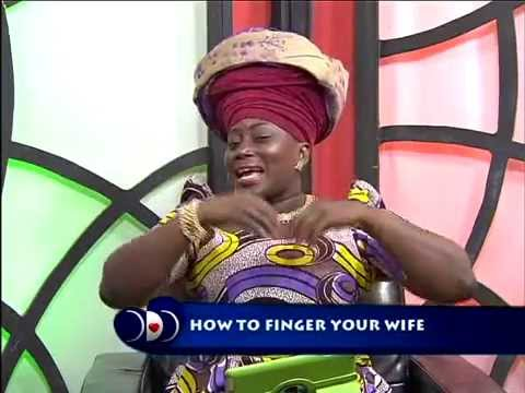 Easy steps on how your husband can finger you well