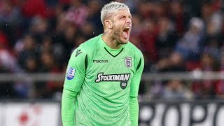 THIS Is Why Alexandros Paschalakis Is The BEST Goalkeeper In Greece
