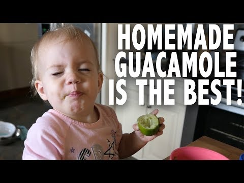 What's Cooking? || Appetizers || Guacamole
