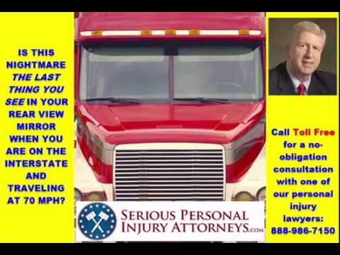 Truck accident lawyer – trucking accident attorney – Atlanta truck accident attorney - Georgia