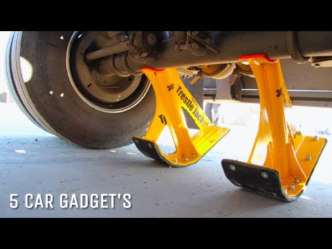 5 HiTech CAR GADGETS in Real Life | NEW TECHNOLOGY FUTURISTIC SUPER CAR GADGET