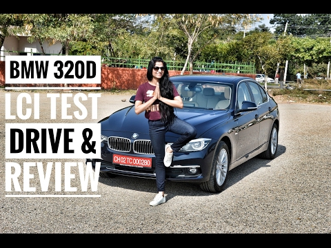 BMW 320D LCI Test Drive | Indian Car Review | F30 India
