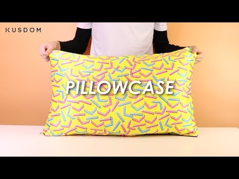 Pillowcase - Design Your Own