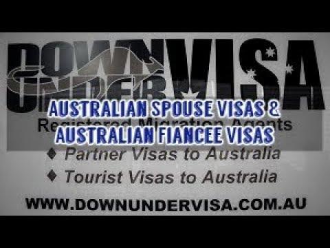 Australian Spouse Visas & Australian Fiancee Visas