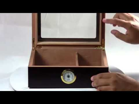 Cigar Humidor without Glass 2