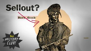 How Davy Crockett became an American legend