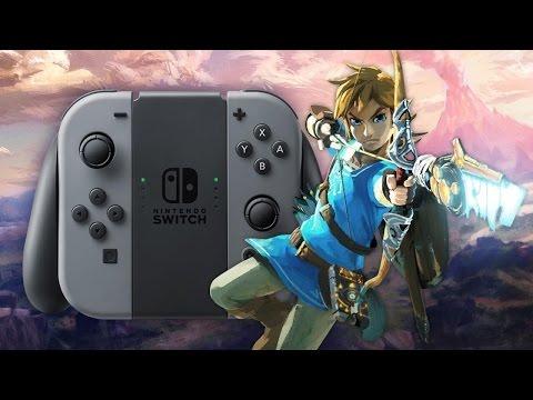 Nintendo Switch: The Rumors Were True - NVC Ep. 329