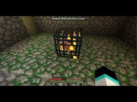 Minecraft - Finding a PIG SPAWNER !?