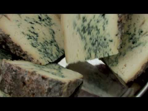 Making Norbury Blue Cheese