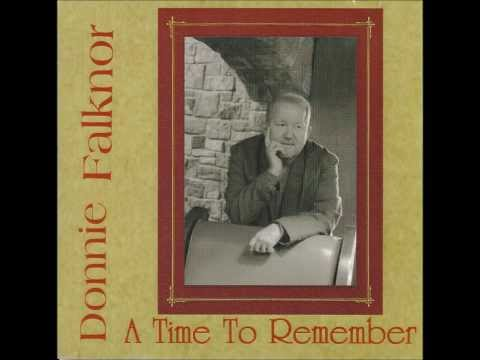 DONNIE FALKNOR - Promotional Ad  - A Time To Remember