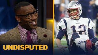 Shannon Sharpe thinks Tom Brady
