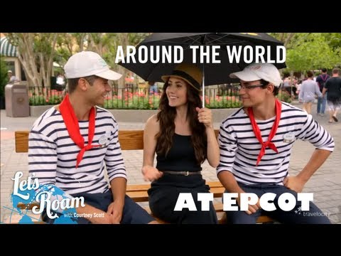 Walt Disney World | Around The World at Epcot | Let's Roam