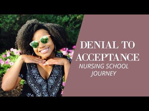 Nursing School | Getting Denied/Getting Accepted