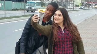 BEİNG A  BLACK BOY İN TURKEY