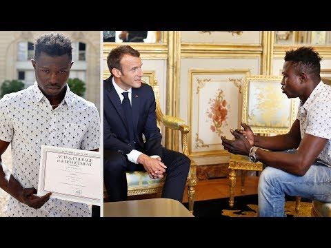 Malian hero to receive French citizenship
