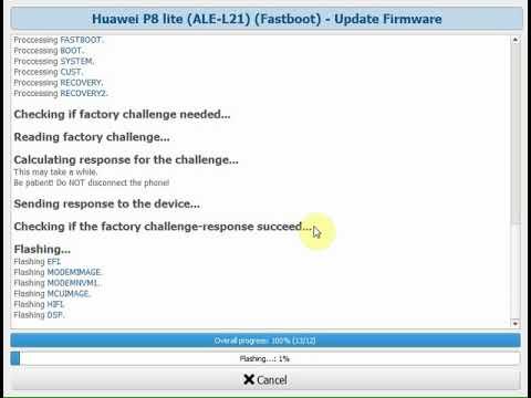 HUAWEI P8 lite ALE-L21 PASSWORD │ PATTERN │ PIN │ STUCK │ RESTART.