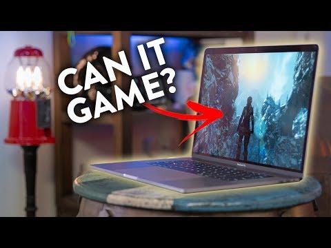 Gaming on the Vega 20 MacBook Pro!?