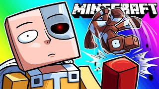 Minecraft Funny Moments - A Modded Server With Cruddy Castles!