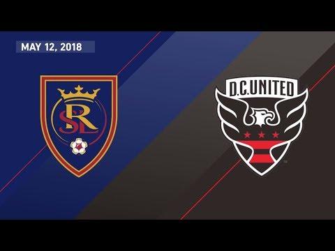 HIGHLIGHTS: Real Salt Lake vs. D.C. United | May 12, 2018