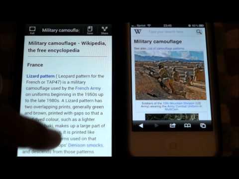Sprint EVO 4G LTE vs. Sprint iPhone 4S