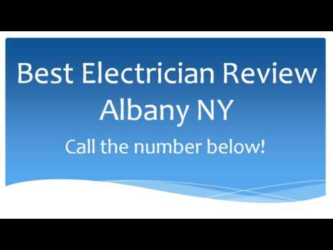 Best Electrician Review Albany NY