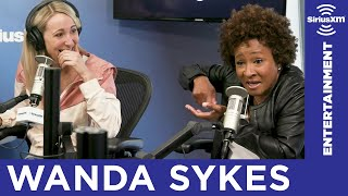 Wanda Sykes' Kids Worry About Trump, But Not That Much