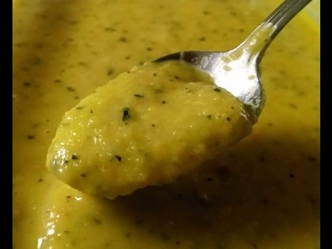 Apple Acorn Squash Soup