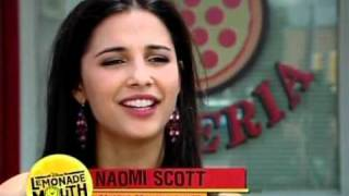 Lemonade Mouth Behind the Scenes Clip #4