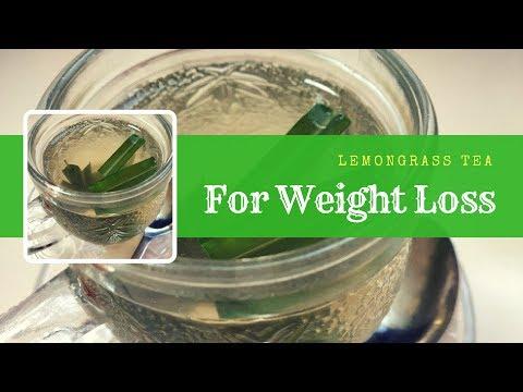 Lemongrass Tea For Weight Loss Recipe