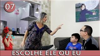 O MENINO PERDIDO - ESCOLHE ELE OU EU - PARTE 07