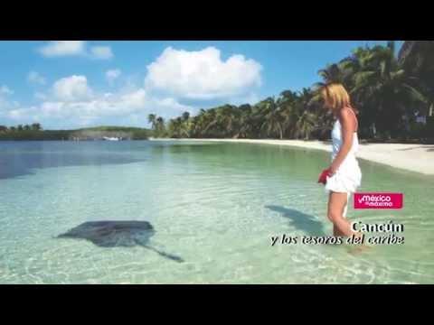 Cancún, Puerto Morelos, Isla Mujeres, Holbox y Contoy.
