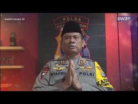 Selamat Hari Raya Idul Fitri 1441 H/Tahun 2020 || Greetings Kapolda Sulteng