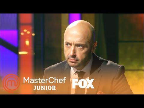 The Judges Critique Quani's Catfish | Season 6 Ep. 15 | MASTERCHEF JUNIOR