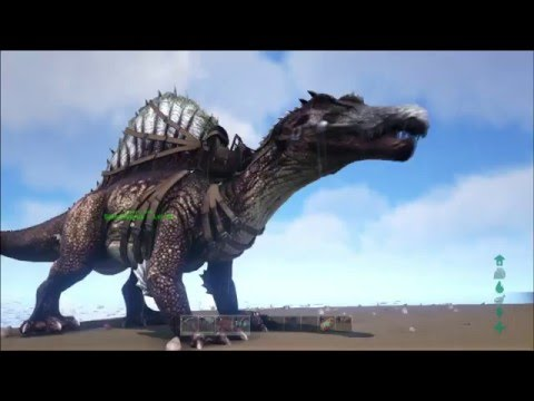 Ark:Survival Evolved Dino Coloring on Xbox One