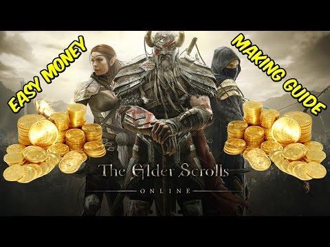 Elder Scrolls Online Easy Money Making Guide (Xbox One)