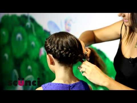 Watch and learn how to create a gorgeous Side braid & Ponytail with Oz Beauty Expert