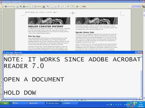 Amazing! How Can Your Computer Read PDF Documents  [from www.metacafe.com].wmv