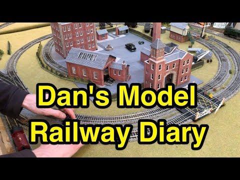 #2: Dan's Model Railway Diary