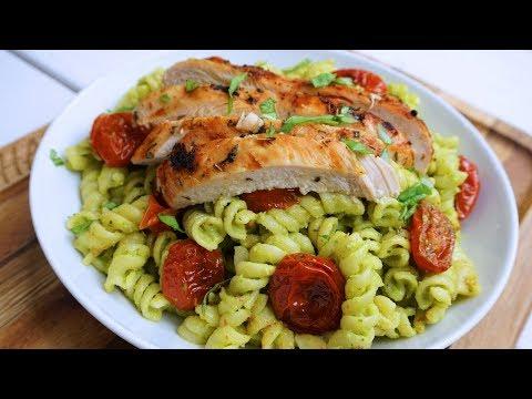 Creamy Avocado Pasta Recipe - 30 Minute Meal | Episode 139