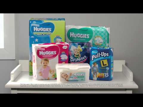 Huggies Nappies Huga Towel Promo -  Buy Online Babies.co.nz