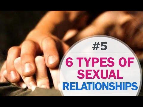 6 Types of Romanic Relationships. How to be happy in relationship - Psychology of Happiness #5