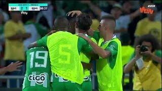 Nacional vs Unión Magdalena (3-1) Liga Aguila 2019-2 Fecha 6